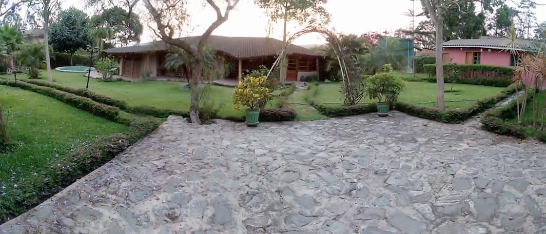 Casa de campo, El Potrero, La Arena, Pachacamac.