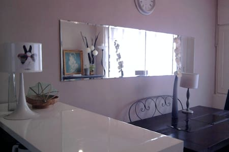 2 rooms in the Nice  historic house breakfast incl - Carpentras - Rumah