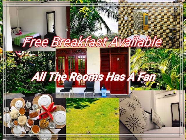 Sigiriya The Nature Paradise Fan Rooms #-