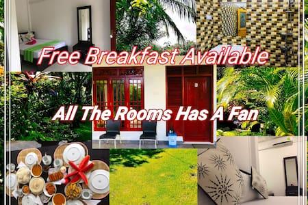 Sigiriya The Nature Paradise Fan Rooms #-