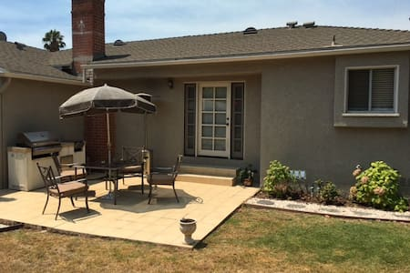 Great Home with Private Fenced Yard - View Park-Windsor Hills