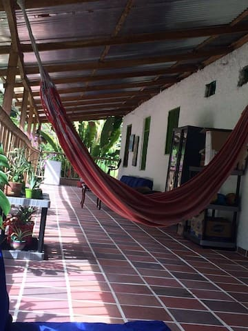 Eco hostal  Casa Pachamama - Ibagué