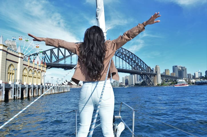 Stay a Magical Night on Sydney Harbour