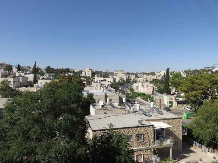 Nice Room in Jerusalem