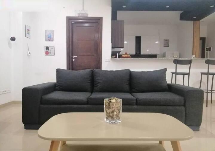 Appartement Centre Croft