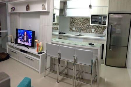 Apartment at Beira Mar continental - Florianópolis - Pis