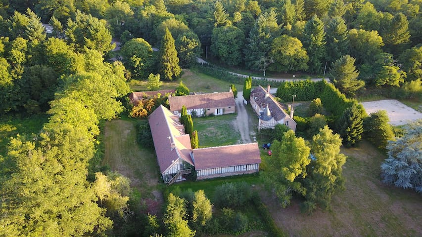 Bed and breakfast in Sologne