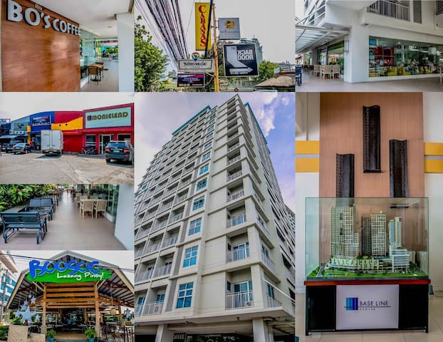 Fully Furnished One Bedroom Condo Unit