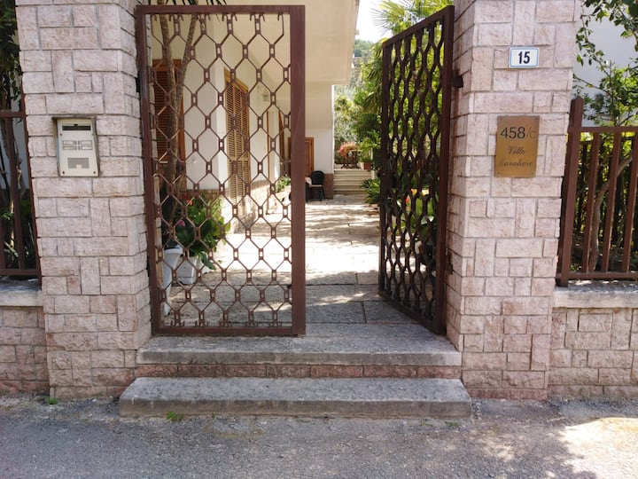 Villa Cavaliere Stanza Blu