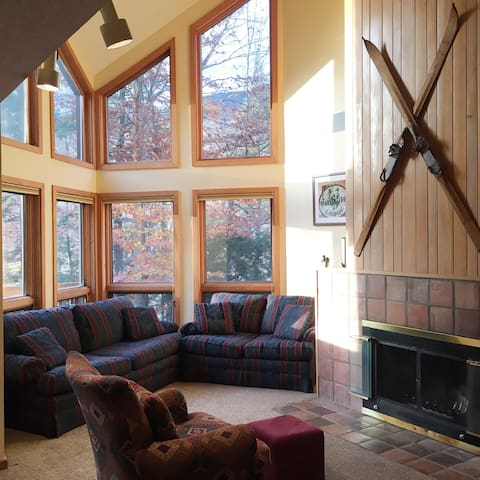 Mountain Home  - Booked for Winter, available 2021