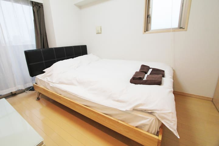 【Easy access to Airport!】Cozy and Clean, Free wifi - Minato-ku - Apartamento