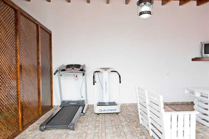 The Blue Sky apartment with coastal and sea view - Ponta do Sol - Flat
