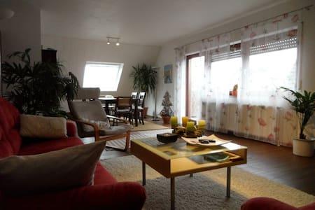 Ferienwohnung an der Birkenallee - Wachtendonk - Wohnung