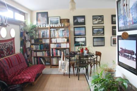 chambre et salon privé spacieux et lumineux - Mareuil-lès-Meaux - 独立屋