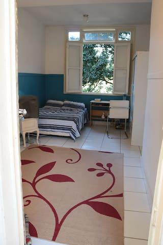 Spacious studio in Santa Teresa - Rio de Janeiro - Apartment