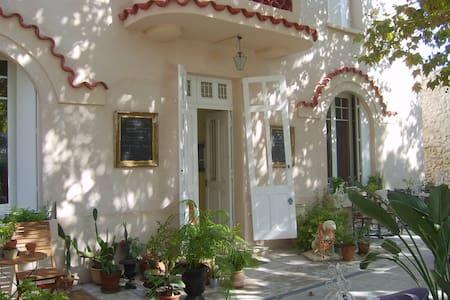 Grande chambre avec douche&wc privatifs - Cuxac-d'Aude - Bed & Breakfast