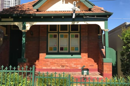 Walkabout Cottage - Naremburn