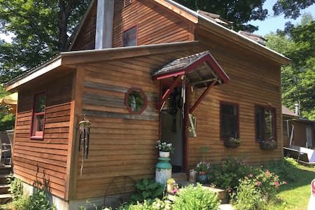 Private Bedrooms in Cozy Strafford, Vermont Home - Strafford - 一軒家