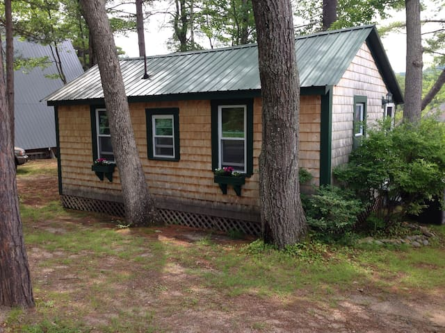 Squam River Front Cabin