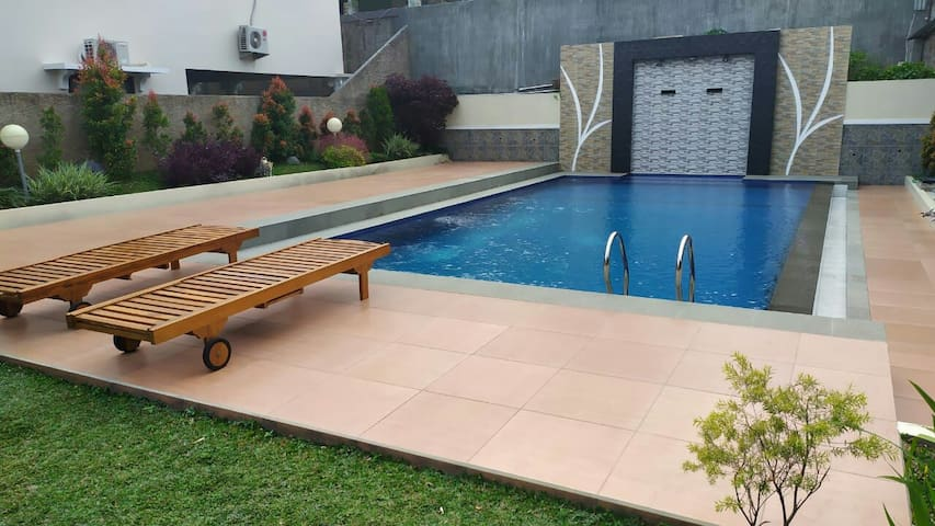 Villa Mewah Puncak Private Pool