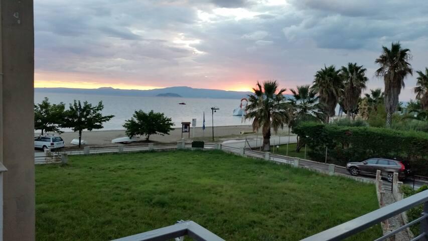 First Line Townhouse Kassandra Greece