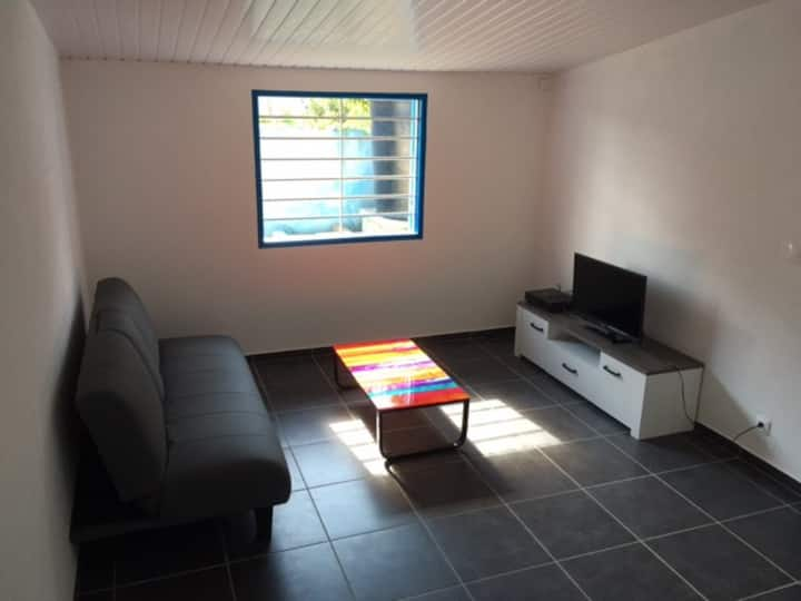 APPARTEMENT POUR 3/4 P À SAINT LAURENT DU MARONI