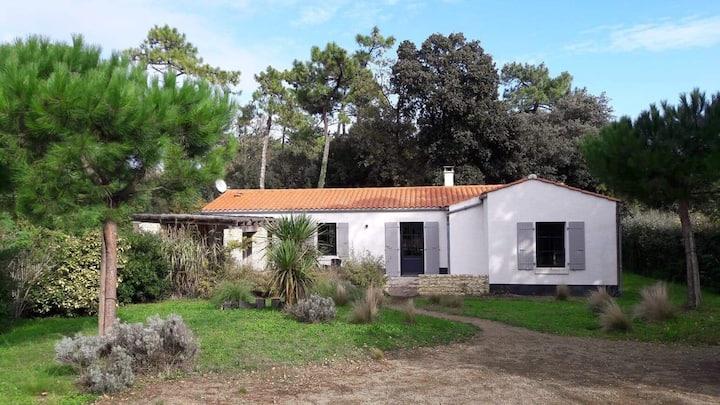 Belle villa à 300m plage, Oléron