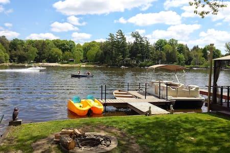 Enjoy Kawartha Lakes at our Bachelor Cottage