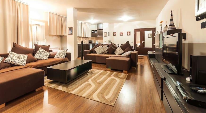 Bansko Royal Towers Apartment 747