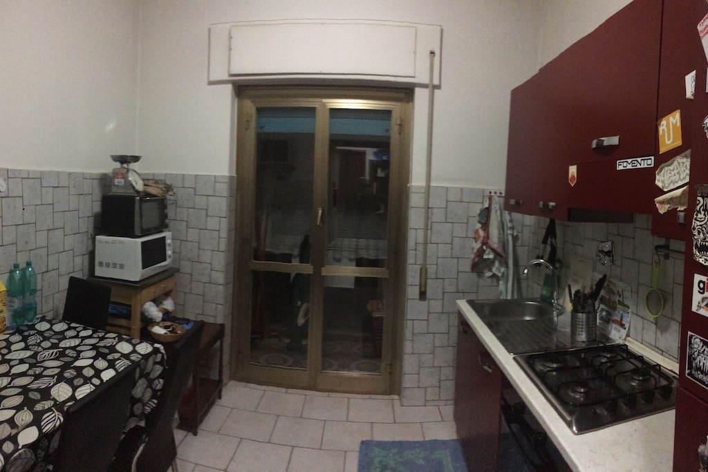 Our Kitchen, La cucina