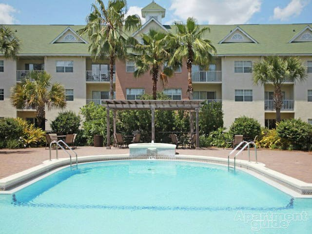 Cozy apartment 5 mi from the beach! - Fort Walton Beach - Apartamento