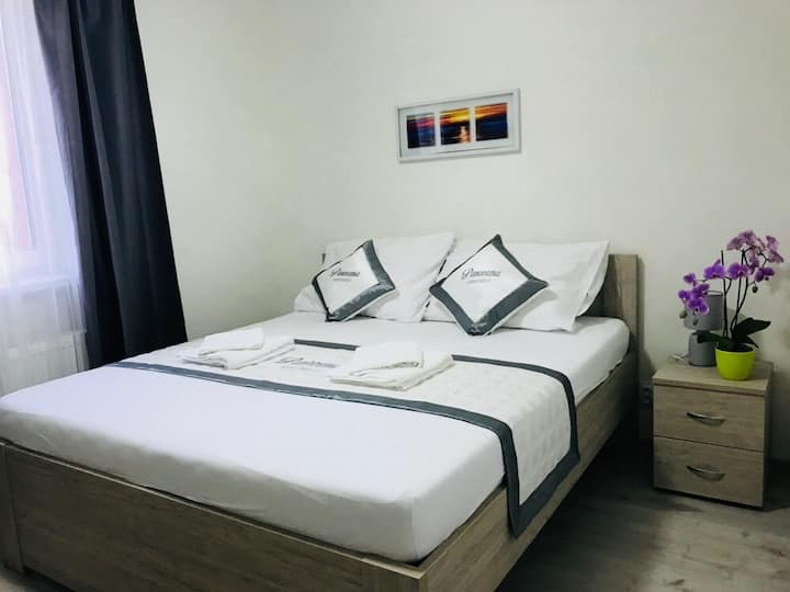 Panorama Apartment 2 - New flat in city centre