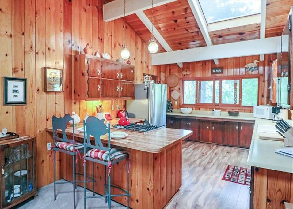 Nice large kitchen perfect for entertaining.