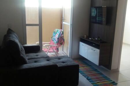 Apartamento em Manguinhos, a 400 metros da praia - Serra - Apartamento