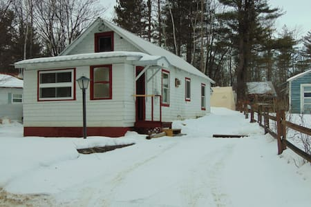 Adirondacks Cozy Cottage - North Creek - Huis