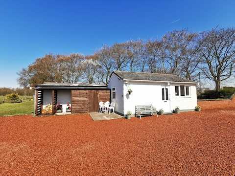 Gezellige Coppice Cottage in landelijk Noord-Shropshire