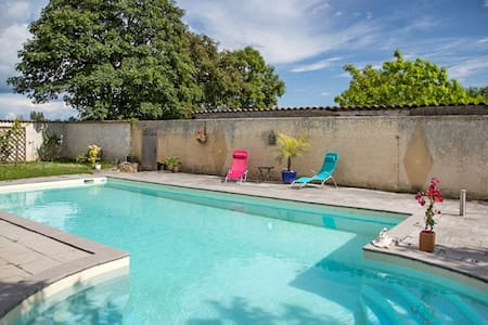 Comfortable house w/ swimming pool - Vire-sur-Lot