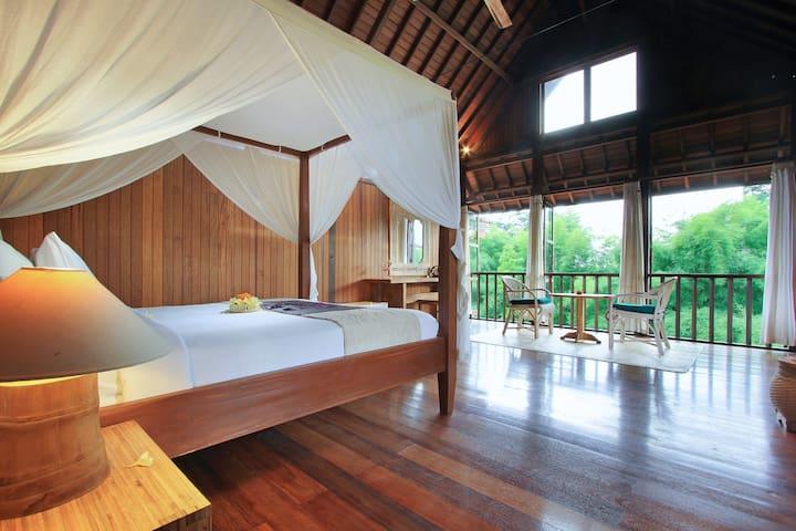 Sarin Ubud Beautiful Ubud Center Suites