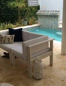 Private Pool Mini Suite