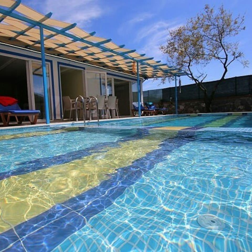 havuz teras
