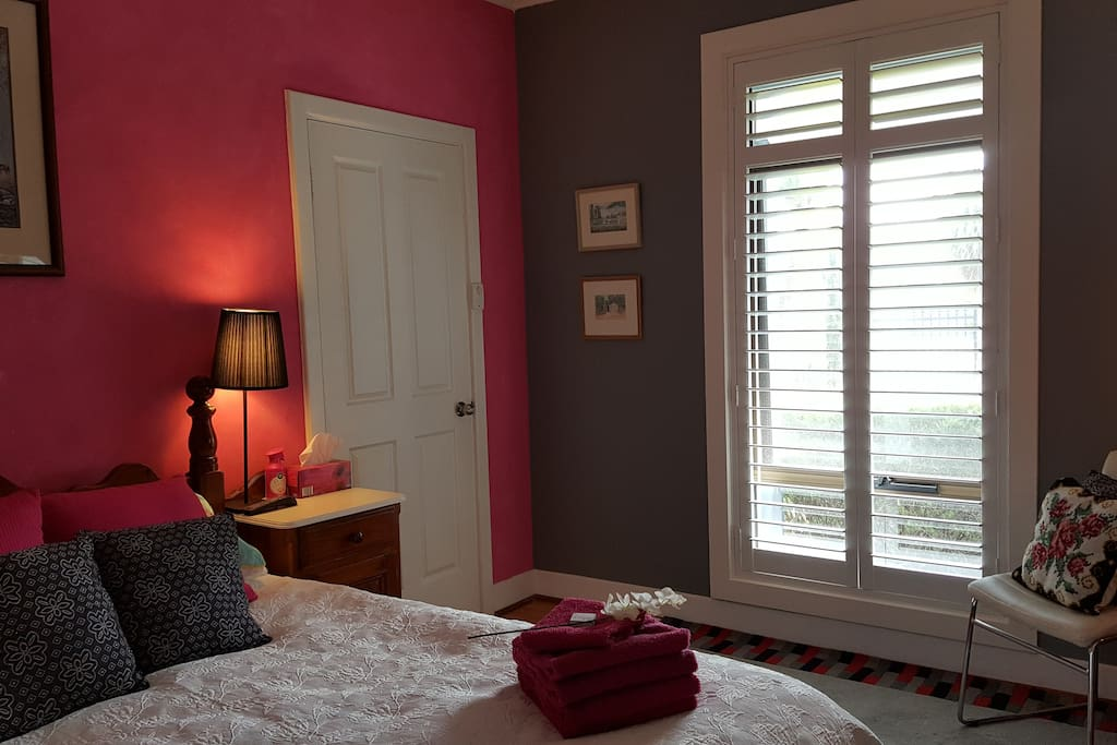 """""""The room was spot on!""""  Sarah from Melbourne"""