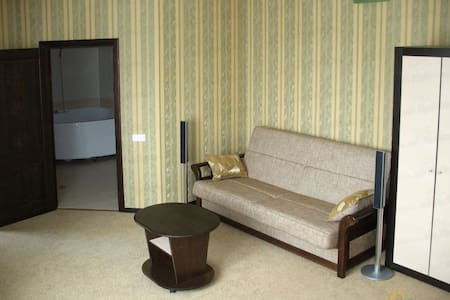 """Номер """"Люкс"""" в гостевом доме Европа в Архипке. - Haus"""