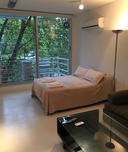 SMALL AND COZY STUDIO IN PALERMO!!! - Apartamento