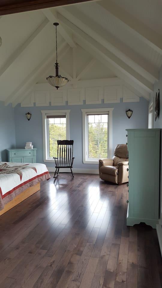 Chambre lit King, 2e étage