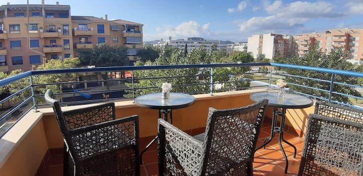 Encantador y moderno apartamento en Torre del Mar