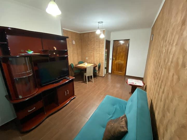 Apartamento 2 dorm. no Jd. São Paulo - Sorocaba