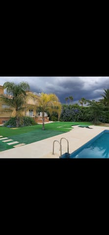 Superb chalet with private pool/garden/BBQ Murcia