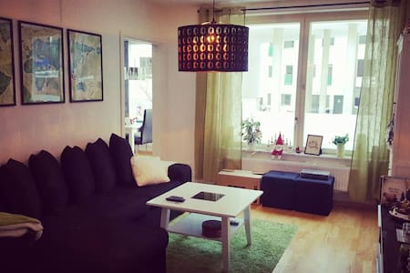 59 sqm lovely flat close to city! - Stockholm