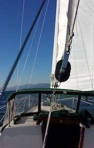 Sailboat Getaway - Marina del Rey - Boot
