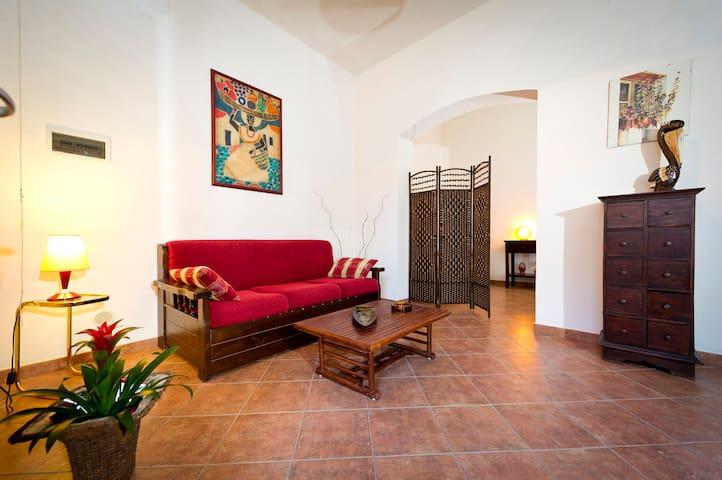 CASA VACANZE IL SOLE DI SICILIA - Castellammare del Golfo - Maison
